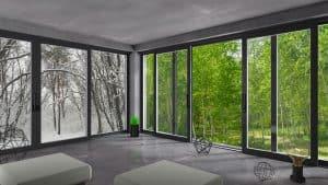 Rodzaje okien balkonowych – jakie wybrać?