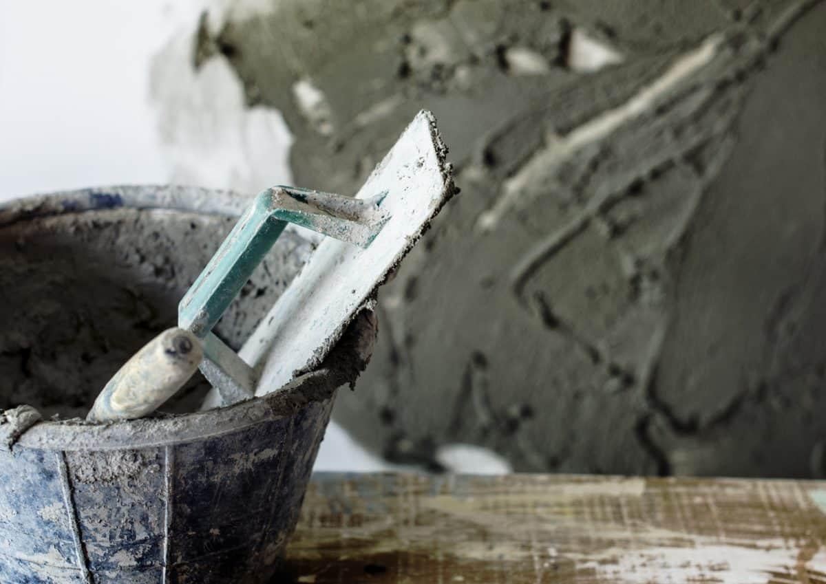 Jak wykonać zaprawę, tynk i beton