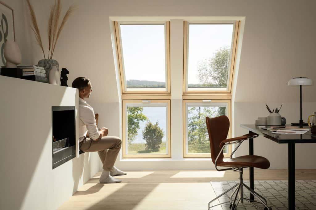 Okna dachowe VELUX Standard Plus