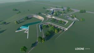 Loxone: europejskie centrum automatyki budynkowej