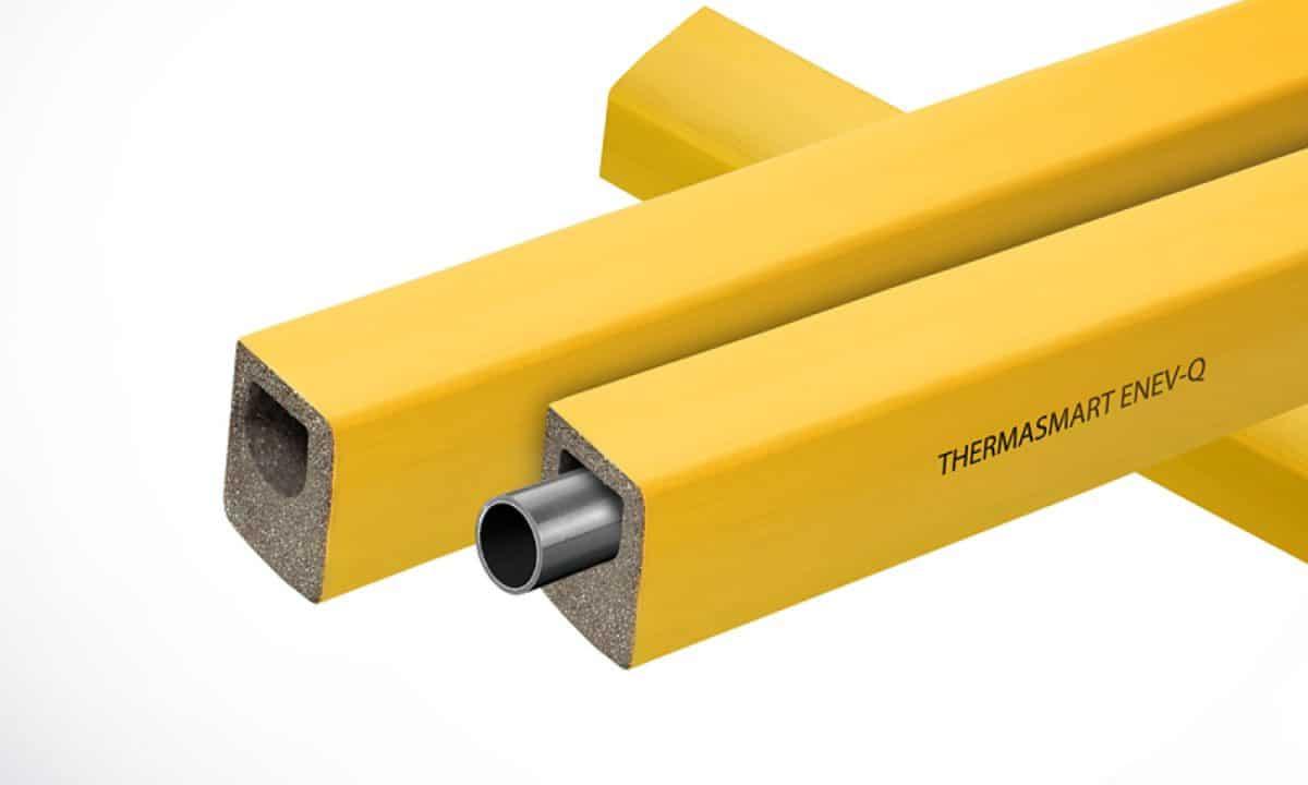 Rękaw izolacyjny Thermaflex ENEV-Q. Fot. Thermaflex