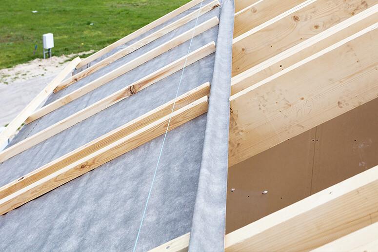 Jak zbudowany jest dach? Konstrukcja dachu. Fot. CREATON