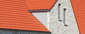 Zalety i właściwości dachówki cementowej (betonowej). Fot. Creaton