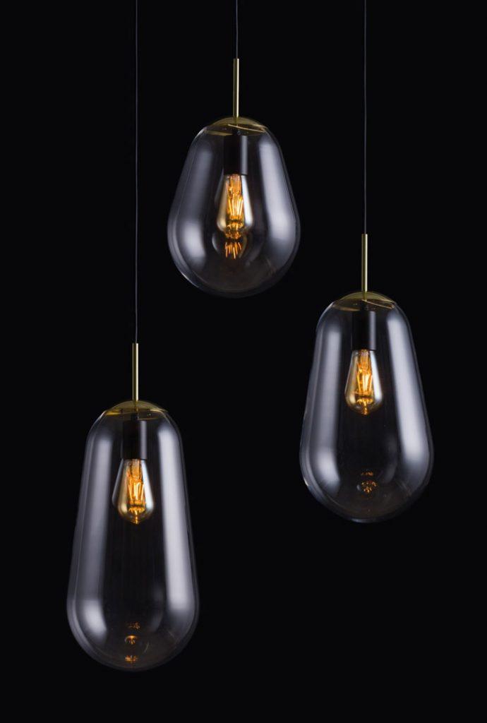 Oświetlenie i lamy do salonu. Fot. Nowodvorski