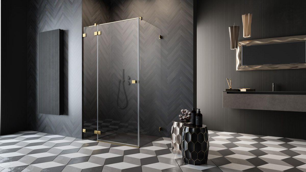 Jaką kabinę prysznicową wybrać ? Fot. Radaway
