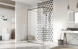 Strefa prysznicowa. Jaką wybrać kabinę prysznicową? Fot. Radaway
