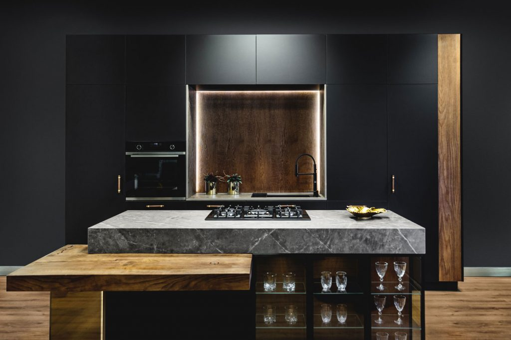 Kuchnia Bold, Sensa Studio, Galeria wnętrz DOMAR
