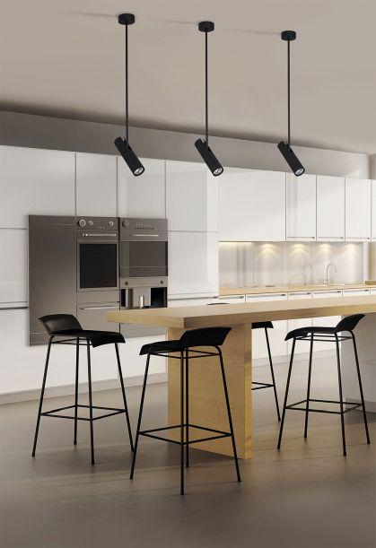 Oświetlenie w kuchni. Aranżacje, porady i wskazówki. Fot. Nowodvorski