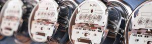 Licznik elektryczny do pomiaru prądu energii