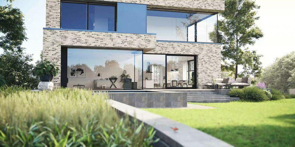 Okna i drzwi tarasowe. Fot. Awilux