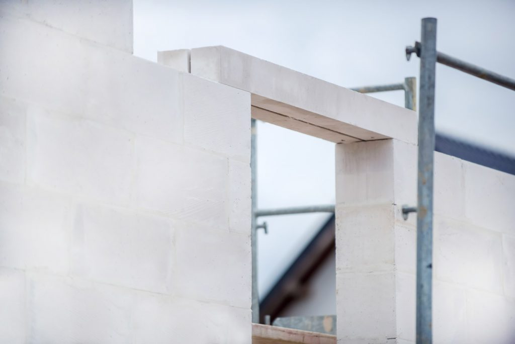 Nadproża gazobetonowe czyli belki nadprożowe z betonu komórkowego