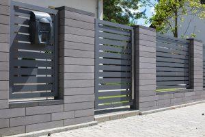 Ogrodzenie betonowe ażurowe Polbruk Neo. Fot. Polbruk